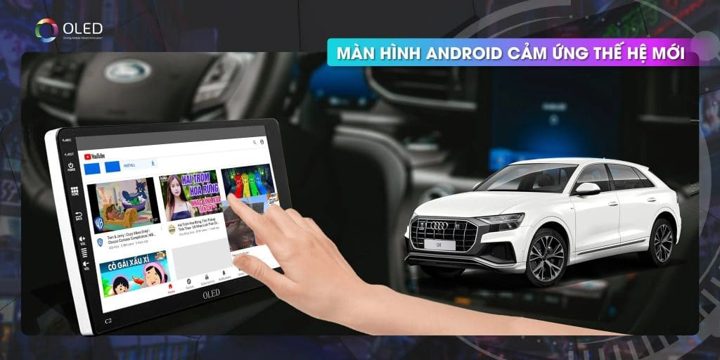 man hinh android oled c2