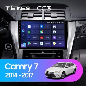 man hinh android teyes cc3 toyota camry 2014 2017